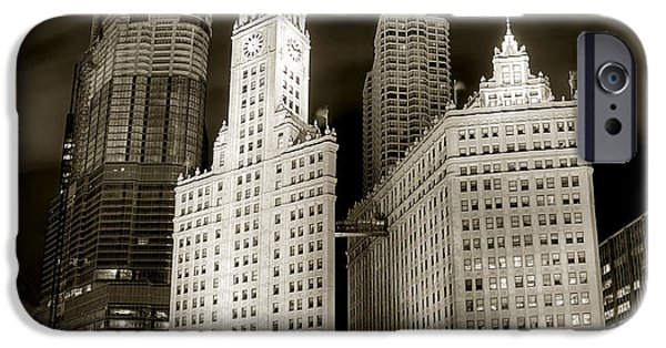 Chicago iPhone Cases - Chicago iPhone Case by Bryan Scott