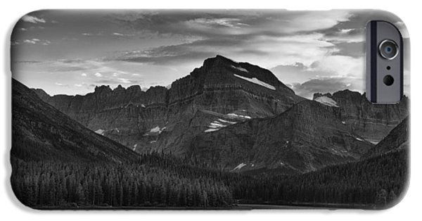 Solitude Photographs iPhone Cases - Clearing Storm iPhone Case by Andrew Soundarajan