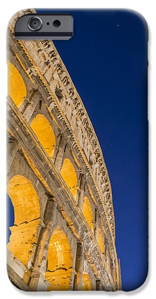 Colosseum iPhone Case by Mats Silvan