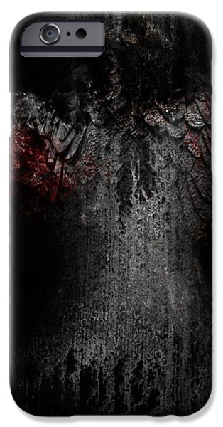 Fade to Pass iPhone Case by David Fox