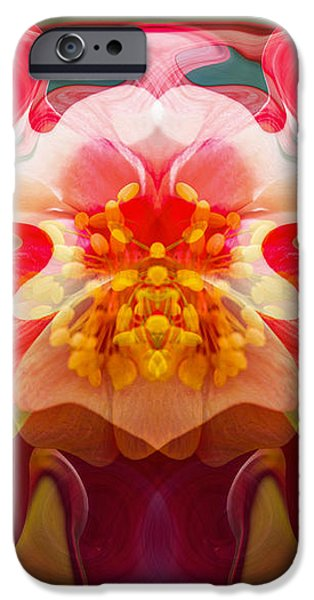 Flower Child iPhone Case by Omaste Witkowski