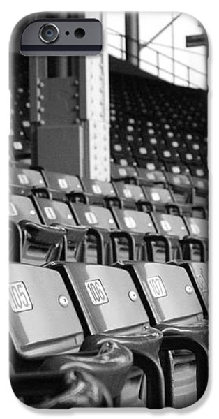 Good seats available... iPhone Case by David Bearden
