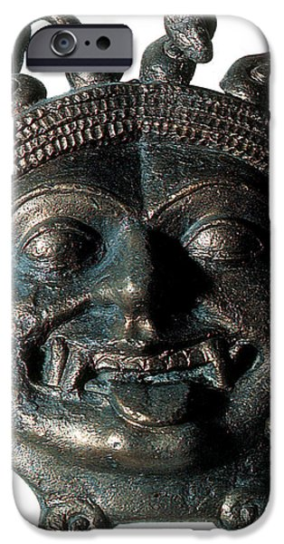 Gorgon, Legendary Creature iPhone Case by Photo Researchers