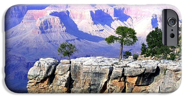 Will Borden iPhone Cases - Grand Canyon 1 iPhone Case by Will Borden