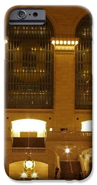 Grand Central Station iPhone Case by Dan Sproul