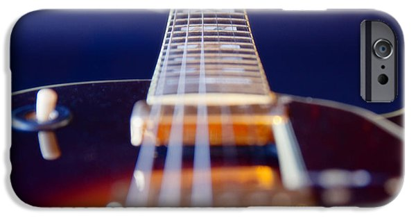 Audio iPhone Cases - Guitar iPhone Case by Stylianos Kleanthous