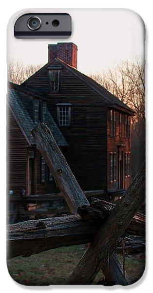 Hartwell Tavern  iPhone Case by Jeff Heimlich