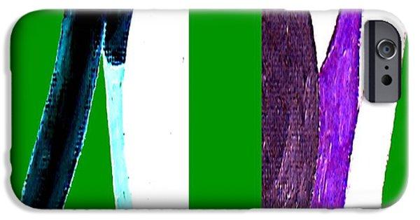 Warhol Art iPhone Cases - Headache iPhone Case by Patrick J Murphy
