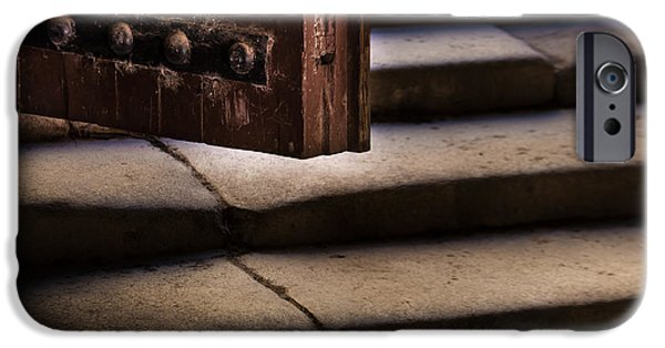 Edgar Laureano Photographs iPhone Cases - Here its cold iPhone Case by Edgar Laureano