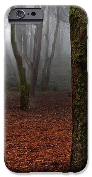 Magic light iPhone Case by Jorge Maia