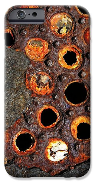 Matrix iPhone Case by Skip Hunt