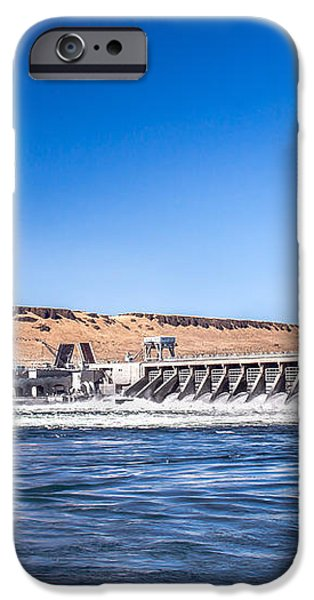 McNary Dam iPhone Case by Robert Bales