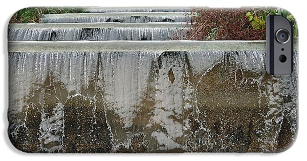 D.c. iPhone Cases - Meridian Hill Park iPhone Case by Cora Wandel
