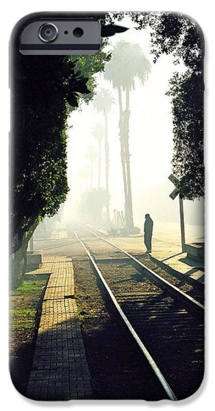 Cora Wandel iPhone Cases - Mexicali iPhone Case by Cora Wandel