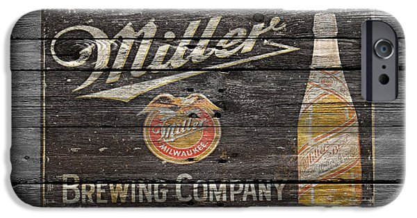 Miller iPhone Cases - Miller iPhone Case by Joe Hamilton