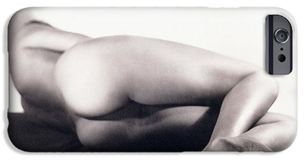 Nudes Photographs iPhone Cases - Nude iPhone Case by Sasha Stone