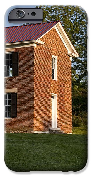 Old Schoolhouse iPhone Case by Brian Jannsen