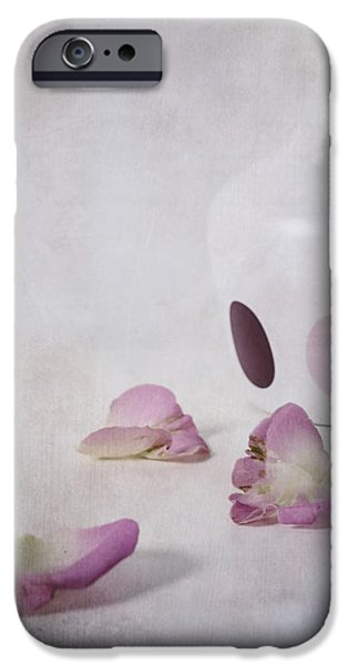 Detail Photographs iPhone Cases - Petals iPhone Case by Joana Kruse