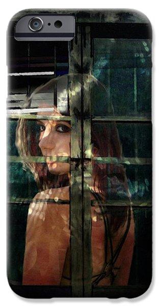 Reflections iPhone Case by Gun Legler