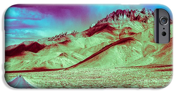 Tibetan Buddhism iPhone Cases - Roads of Tibet. iPhone Case by Kirill Kamionsky