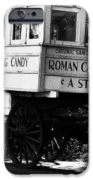Roman Candy iPhone Case by Scott Pellegrin