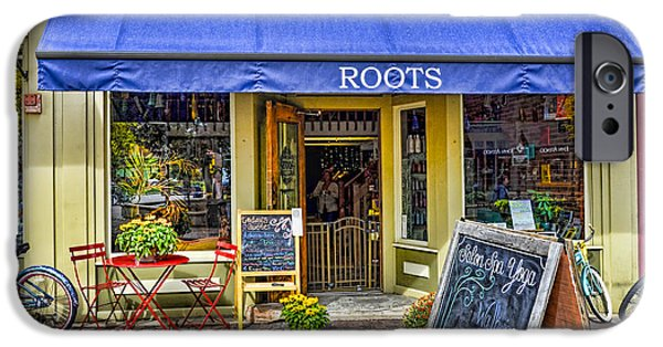 Fort Collins iPhone Cases - Roots iPhone Case by Keith Ducker
