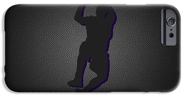 Dunk iPhone Cases - Sacramento Kings iPhone Case by Joe Hamilton