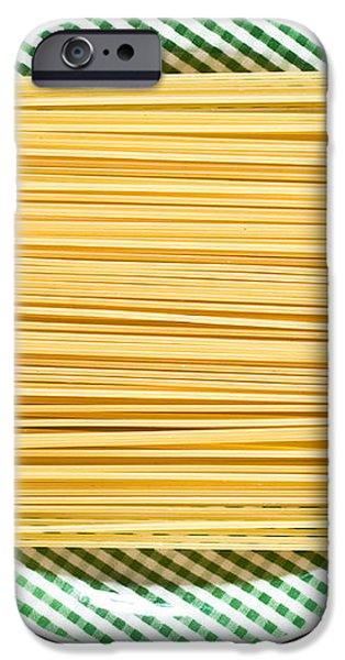 Spaghetti  iPhone Case by Tom Gowanlock
