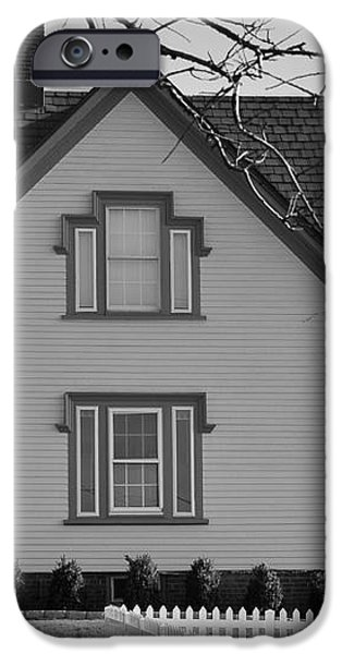 Startford Point Light iPhone Case by Catherine Reusch  Daley