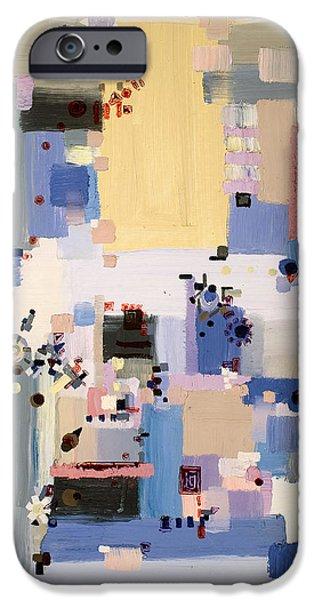 Mechanism iPhone Cases - Subtle Machinery iPhone Case by Regina Valluzzi