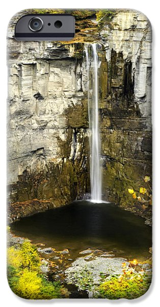 Taughannock Falls iPhone Cases - 2 Taughannock Falls iPhone Case by Christina Rollo