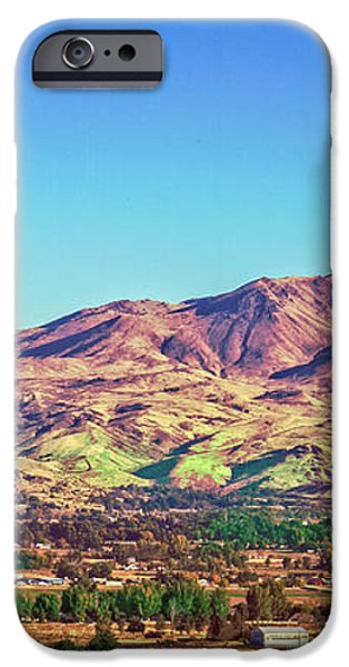 The Butte iPhone Case by Robert Bales