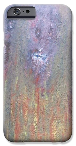 Faries iPhone Cases - The Grin iPhone Case by Randall Ciotti
