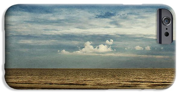 North Sea iPhone Cases - The Sea iPhone Case by Angela Doelling AD DESIGN Photo and PhotoArt