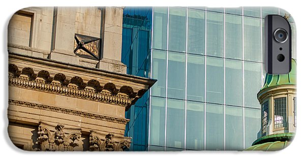 Dominating iPhone Cases - Three Styles of Architecture iPhone Case by Chay Bewley