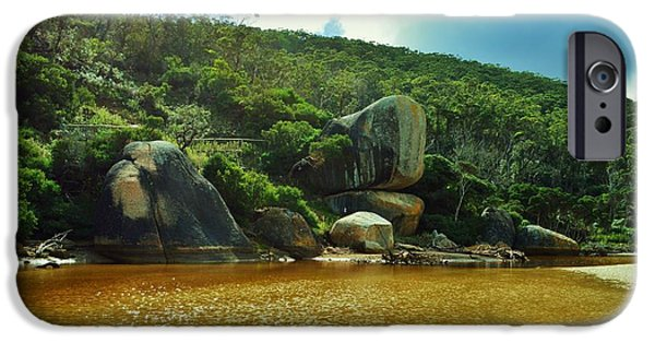 River View iPhone Cases - Wilsons prom iPhone Case by Andrew Hunt