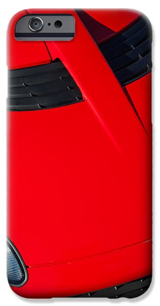 2005 iPhone Cases - 2005 Lotus Elise -0125c iPhone Case by Jill Reger