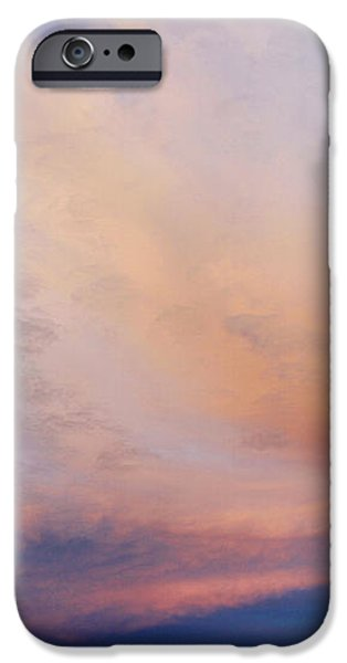 Clouds iPhone Case by Les Cunliffe