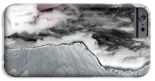 Norway iPhone Cases - Norway Landscape iPhone Case by Augusta Stylianou