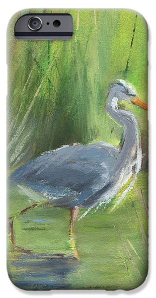 New Jersey Paintings iPhone Cases - RCNpaintings.com iPhone Case by Chris N Rohrbach