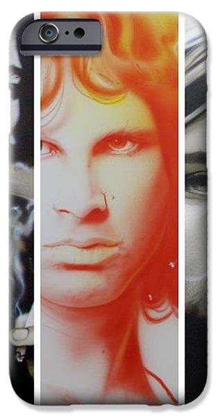 '27 Eternal' iPhone Case by Christian Chapman Art