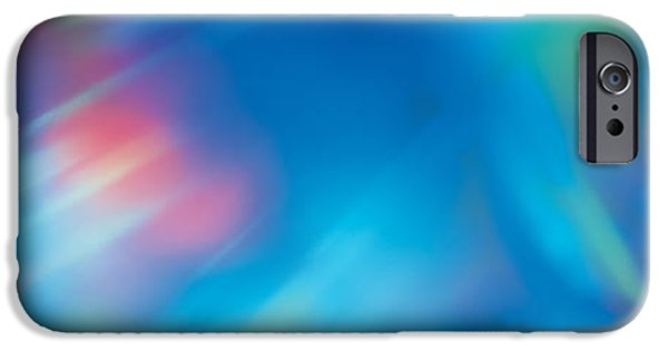 Psychedelic Photographs iPhone Cases - Abstract iPhone Case by Panoramic Images