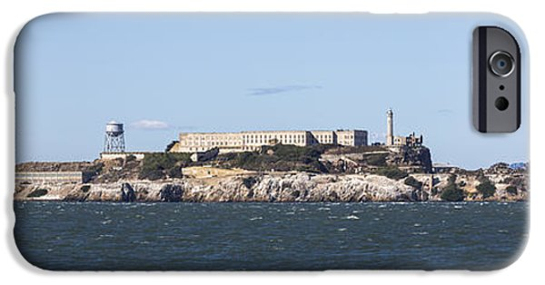 Alcatraz iPhone Cases - Alcatraz iPhone Case by Mariusz Blach