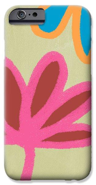 Bali Garden iPhone Case by Linda Woods