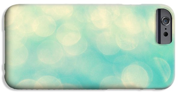 Colorful Abstract iPhone Cases - Summer iPhone Case by Dan Radi