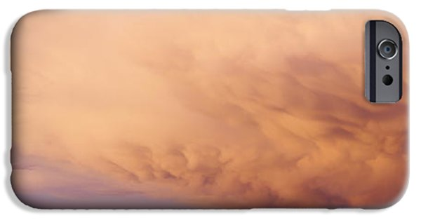 Storm iPhone Cases - Clouds iPhone Case by Panoramic Images