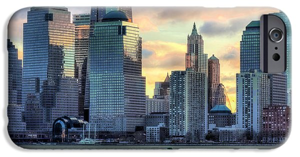 Hudson River iPhone Cases - Colors iPhone Case by JC Findley