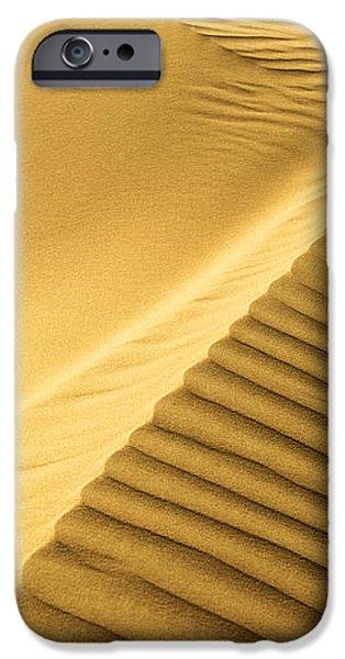 Desert Sand Dune iPhone Case by Ezra Zahor
