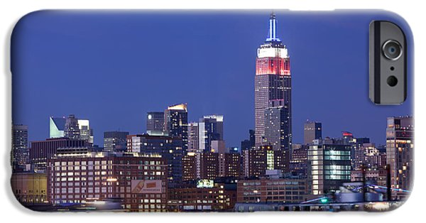 Empire State iPhone Cases - Empire State Building NYC iPhone Case by Right  Frame Photography