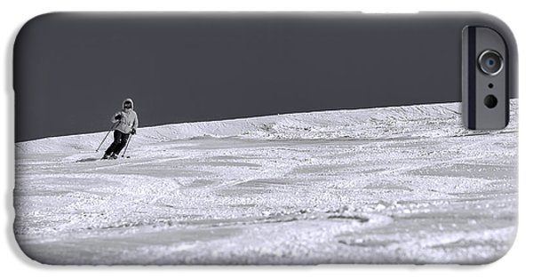 Creek iPhone Cases - First Run iPhone Case by Sebastian Musial